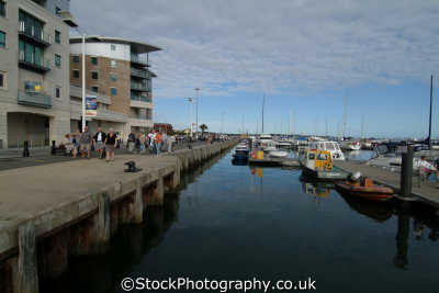 poole quay dolphin haven harbour harbor uk coastline coastal environmental dorset england english great britain united kingdom british