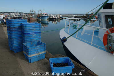 poole fishing boats harbour harbor uk coastline coastal environmental dorset england english great britain united kingdom british