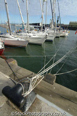 poole mooring lines yachts yachting sailing sailboats boats marine misc. dorset england english great britain united kingdom british