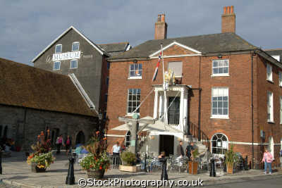 poole museum old customs house uk towns environmental dorset england english great britain united kingdom british
