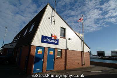 poole lifeboat station rnli coastguard rescue uk emergency services dorset england english great britain united kingdom british