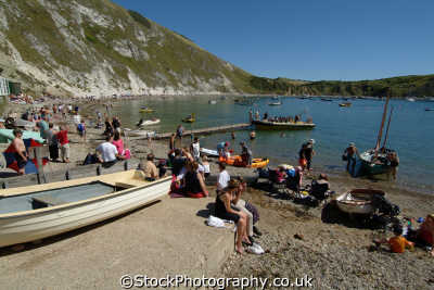 lulworth cove dorset british beaches coastal coastline shoreline uk environmental england english great britain united kingdom