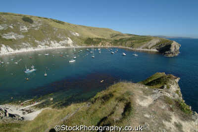 lulworth cove dorset uk coastline coastal environmental england english great britain united kingdom british