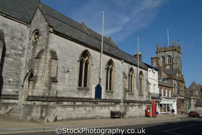 dorchester high street uk towns environmental dorset england english great britain united kingdom british