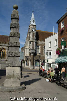 dorchester town pump uk towns environmental dorset england english great britain united kingdom british
