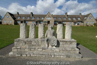 tolpuddle martyrs museum george loveless monument uk monuments british architecture architectural buildings unions workers rights dorset england english great britain united kingdom