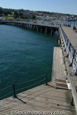 swanage pier piers uk coastline coastal environmental victorian purbeck dorset england english great britain united kingdom british