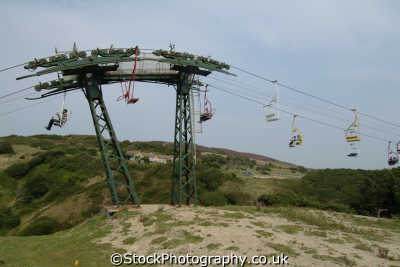 isle wight alum bay chair lift uk coastline coastal environmental quartz england english great britain united kingdom british