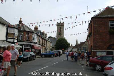 yarmouth uk towns environmental isle wight england english great britain united kingdom british