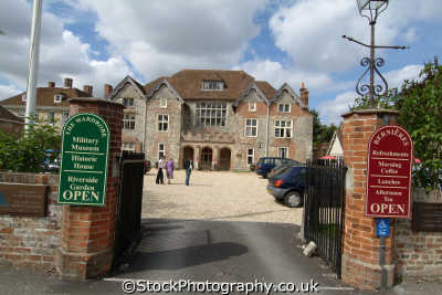 salisbury military museum uk museums british architecture architectural buildings wiltshire wilts england english great britain united kingdom