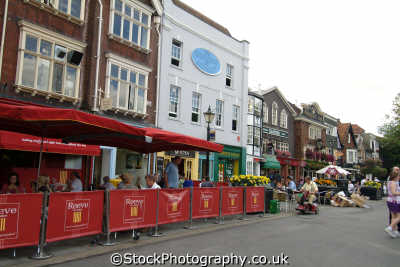 salisbury market square uk towns environmental wiltshire wilts england english great britain united kingdom british
