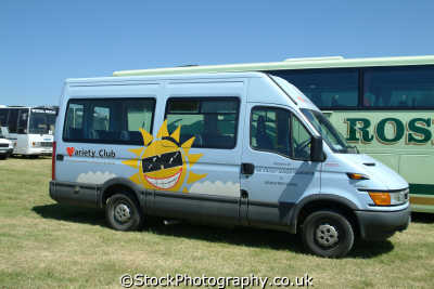 variety club sunshine coach buses transport transportation uk charity good causes cornwall cornish england english great britain united kingdom british