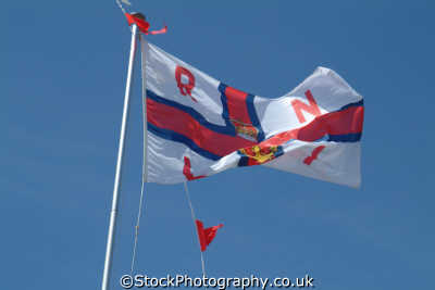 rnli flag coastguard lifeboat rescue uk emergency services cornwall cornish england english great britain united kingdom british