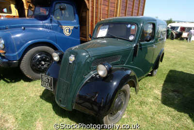 1946 ford van classic cars misc. cornwall cornish england english great britain united kingdom british