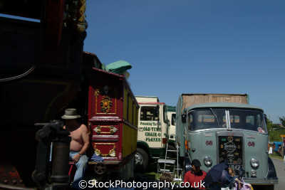 carnies fairground carnival fairs leisure uk cornwall cornish england english great britain united kingdom british