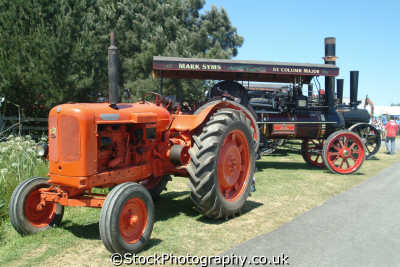 nuffield universal tractor royal cornwall farming countryside rural south west england southwest country english uk cornish great britain united kingdom british