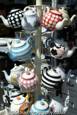 teapots abstracts misc. cornwall cornish england english great britain united kingdom british