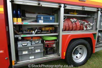 uk engine fire-fighting fire fighting firefighting equipment brigade firemen emergency services cornwall cornish england english great britain united kingdom british