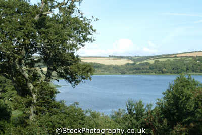 loe pool cornwall british lakes countryside rural environmental uk looe cornish england english great britain united kingdom