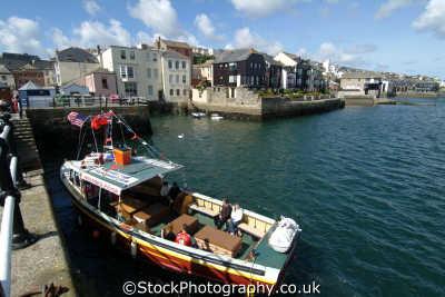 falmouth prince wales pier harbour harbor uk coastline coastal environmental cornwall cornish england english great britain united kingdom british
