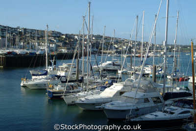 yachts falmouth cornwall marina uk coastline coastal environmental cornish england english great britain united kingdom british
