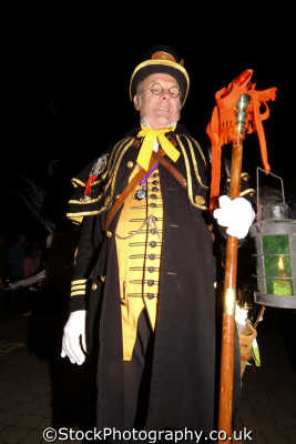 town crier costumes costumed people persons hear ye truro cornish cornwall england english great britain united kingdom british