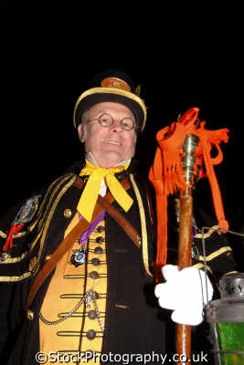 town crier costumes costumed people persons truro cornish cornwall england english great britain united kingdom british