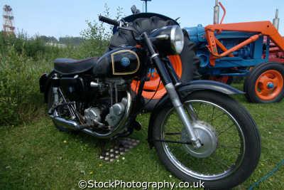 ajs motorcycle british motorcycles motorbikes transport transportation uk cornwall cornish england english great britain united kingdom
