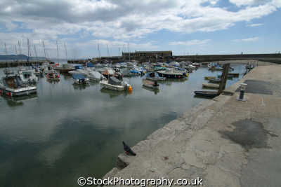 lyme regis dorset harbour harbor uk coastline coastal environmental england english great britain united kingdom british
