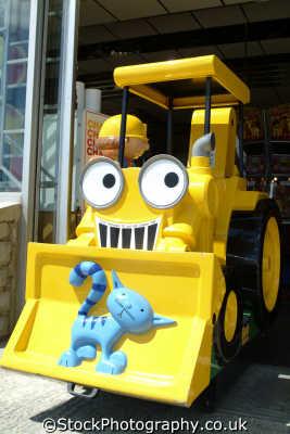 bob builder scoop dizzy cartoon arts misc. dorset england english great britain united kingdom british