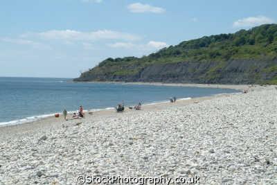 lyme regis dorset cliff beach british beaches coastal coastline shoreline uk environmental jurasic jurassic coast england english great britain united kingdom