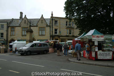 axminster devon street market south west towns england southwest country english uk devonian great britain united kingdom british