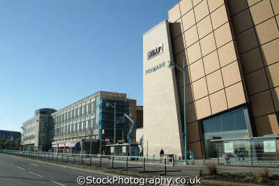 plymouth devon drakes circus shopping centre looking exeter street uk centres retailers trade centers commercial buildings british architecture architectural devonian england english great britain united kingdom
