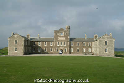pendennis castle falmouth british castles architecture architectural buildings uk cornwall cornish england english great britain united kingdom