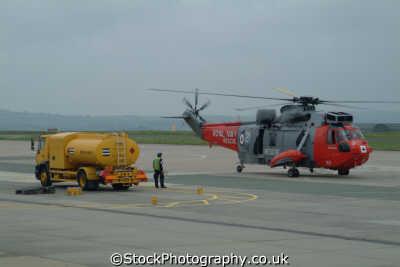 royal navy rescue sea king helicopter refuelling naval navies uk military militaries cornwall cornish england english great britain united kingdom british