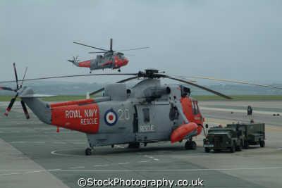 royal navy rescue sea king helicopters naval navies uk military militaries cornwall cornish england english great britain united kingdom british