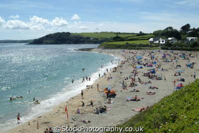 falmouth beach british beaches coastal coastline shoreline uk environmental cornwall cornish england english great britain united kingdom