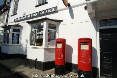 highworth post office royal mail uk media communications wiltshire wilts england english great britain united kingdom british