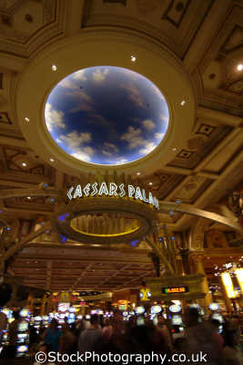 caesars palace casino las vegas american yankee travel gambling gamblers nevada usa united states america