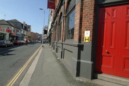 ebrington street plymouth uk high streets towns environmental devon devonian england english great britain united kingdom british