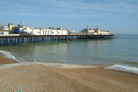 hastings pier piers uk coastline coastal environmental reservoir united kingdom british