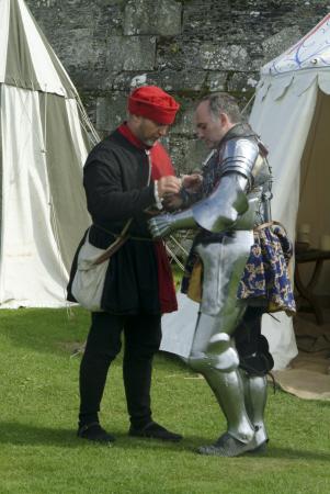 knight squire joust historical britain history science falmouth cornwall cornish england english angleterre inghilterra inglaterra united kingdom british