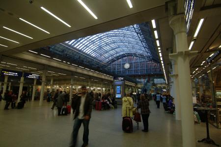 st pancras station railway stations buildings architecture london capital england english camden cockney angleterre inghilterra inglaterra united kingdom british