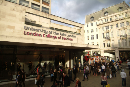 University of the arts london fashion 55
