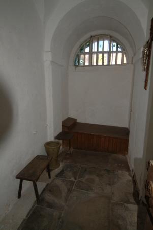 prison cell littledean jail gloucestershire tourist attractions england english angleterre inghilterra inglaterra united kingdom british
