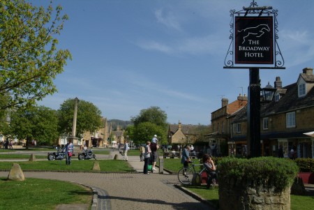 broadway hotel green worcestershire midlands towns england english gloucestershire angleterre inghilterra inglaterra united kingdom british