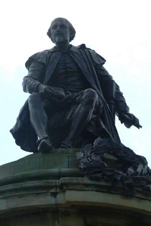 shakespeare memorial stratford avon warwickshire midlands england english angleterre inghilterra inglaterra united kingdom british