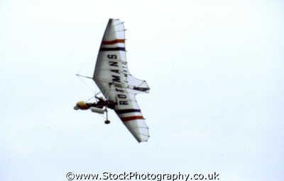 micro light aeroplane aircraft flying transport transportation uk extreme united kingdom british