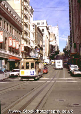 trams san francisco california american yankee travel trolley franciscan californian usa united states america