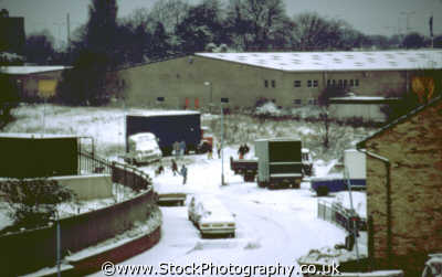 snow scene winter seasons seasonal environmental uk middlesex middx england english angleterre inghilterra inglaterra united kingdom british